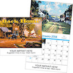Back Home Wall Calendars